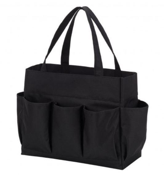 *** Black Carry All Bag