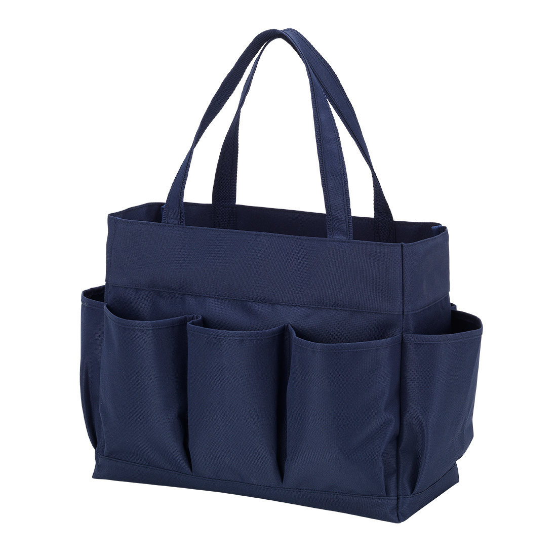 *** Navy Carry All Bag
