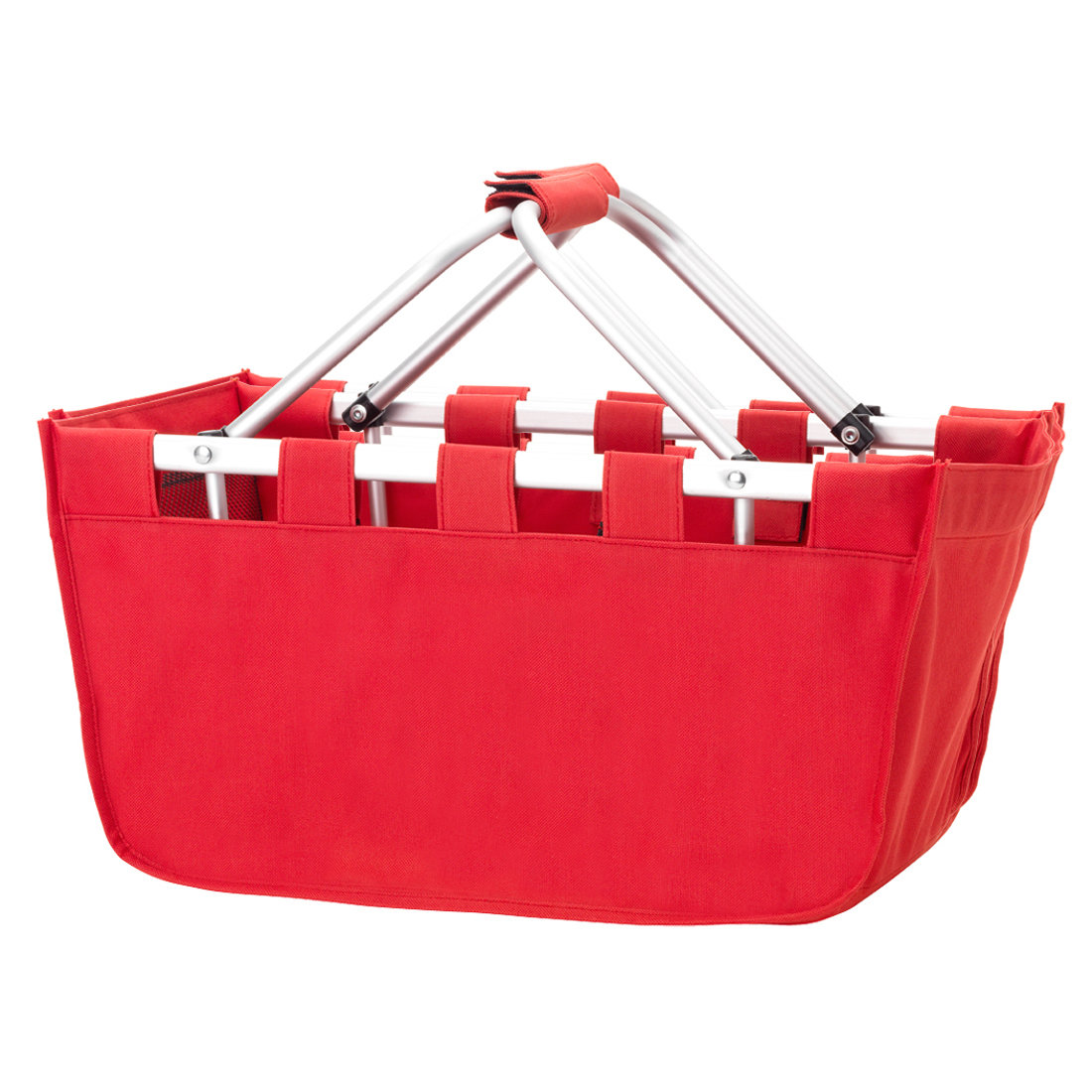 ** Red Market Tote