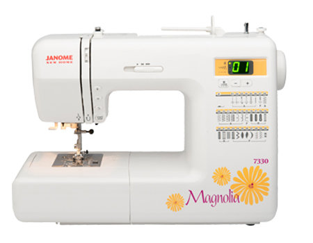 ** Magnolia 7330 Sewing Machine
