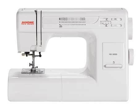 ** HD 3000 Sewing Machine
