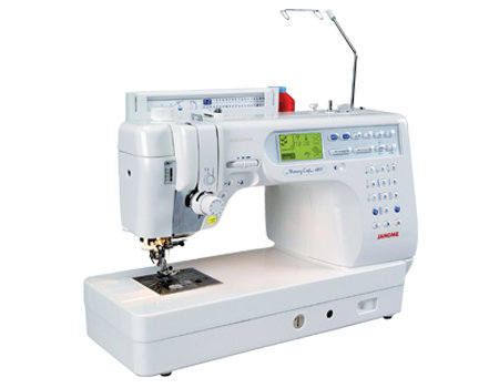 Janome Sewing Machine Memory Craft 6600P