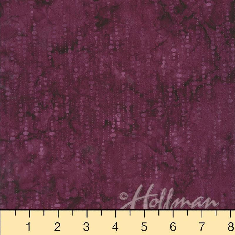 Xxx Bali Batiks - Linear Drops Berry P2046-212