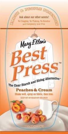 Best Press Peaches & Cream 16.9oz