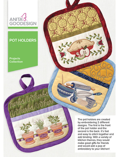 ** Pot Holders Project Collection
