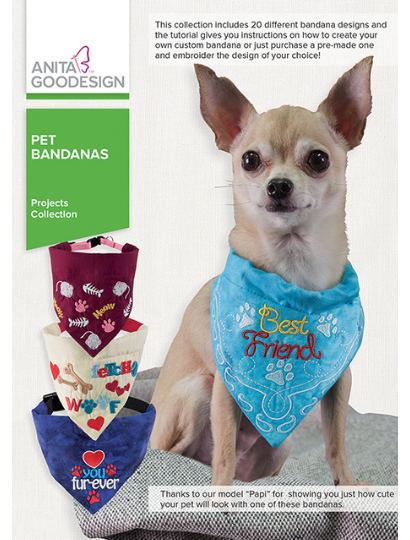 ** Pet Bandanas Project Collection
