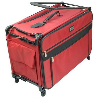 Tutto X-Large Red Rolling Bag