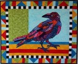 Pattern - Raven by BJ Designs