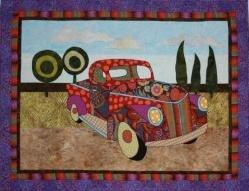 Pattern - Papa's Pickup by BJ Designs