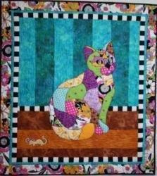Pattern - Princess Kitty Kitty by BJ Designs