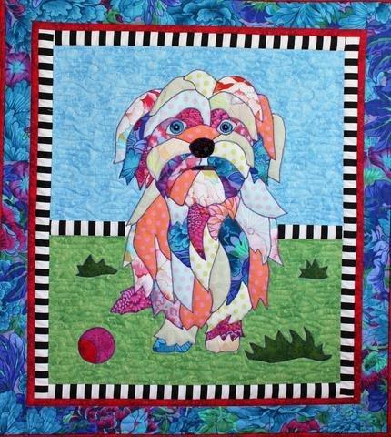 Pattern - Lulu by BJ Designs