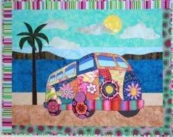 Pattern - Gotta Love My Bus by BJ Designs