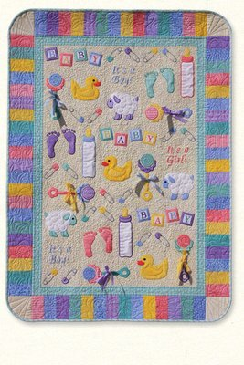 Pattern - Everything Baby Classic Series by Lunch Box Quilts