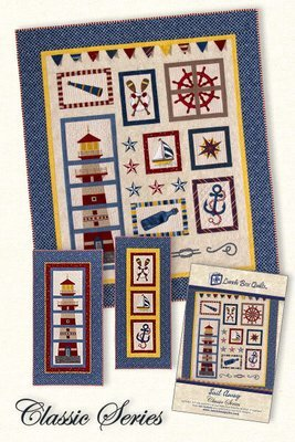 Pattern - Sail Away Classic Style by Lunch Box Quilts