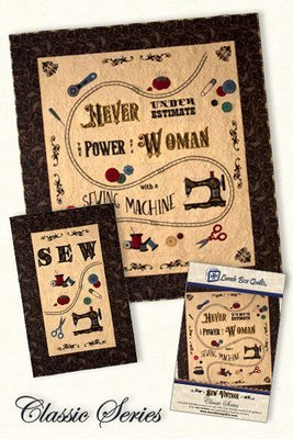 Pattern - Sew Vintage Classic Style by Lunch Box Quilts