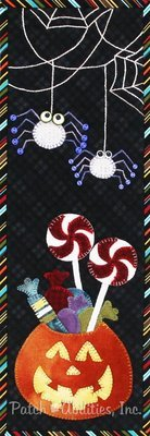 Pattern - Sweet Spider Treats by Patch Abilities Inc