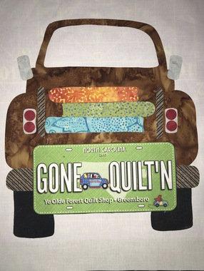 *** Little Old Truck Laser Kit - Brown w/ Pattern