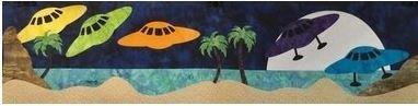 *** Row by Row UFO-2-GO Alternative Laser Cut Kit