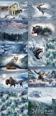 Call of the Wild - A Hoffman Spectrum Print