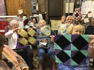 $5 Block of the Month Club - 2nd Saturdays