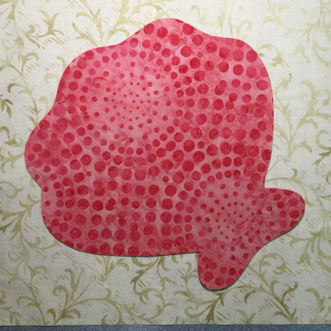 Clam Seashell Laser Cut Applique Shape