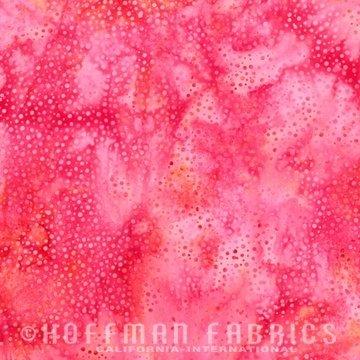 Xxx 885-H12 Hot Pink Hoffman Dot Batik