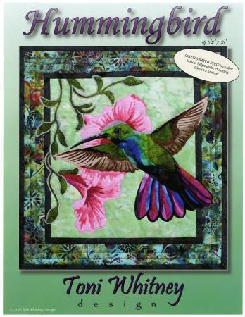 Hummingbird by Toni Whitney Design