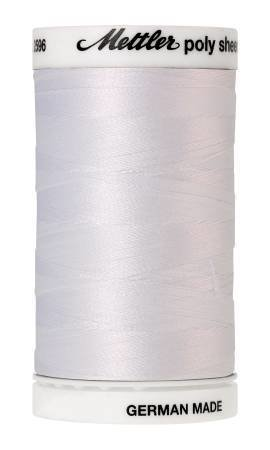 Polysheen White Thread 875 yds