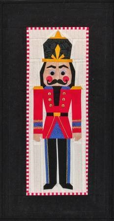 FRANZ 1 NUTCRACKER PAPER PIECE PATTERN