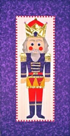JOHANN 4 NUTCRACKER PAPER PIECE PATTERN