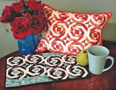Pineapple Pillow or Placemat Pattern