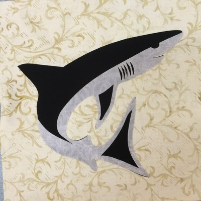 Shark Single Laser Cut Kit