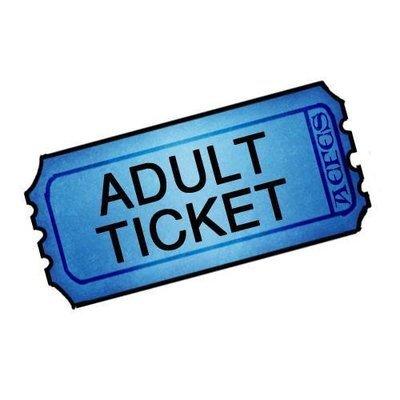 AEFES Adult Ticket (One Weeks Camping)