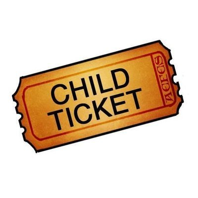 AEFES Child Ticket (One Weeks Camping)