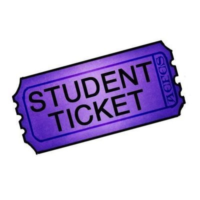 AEFES Student Ticket (One Weeks Camping)