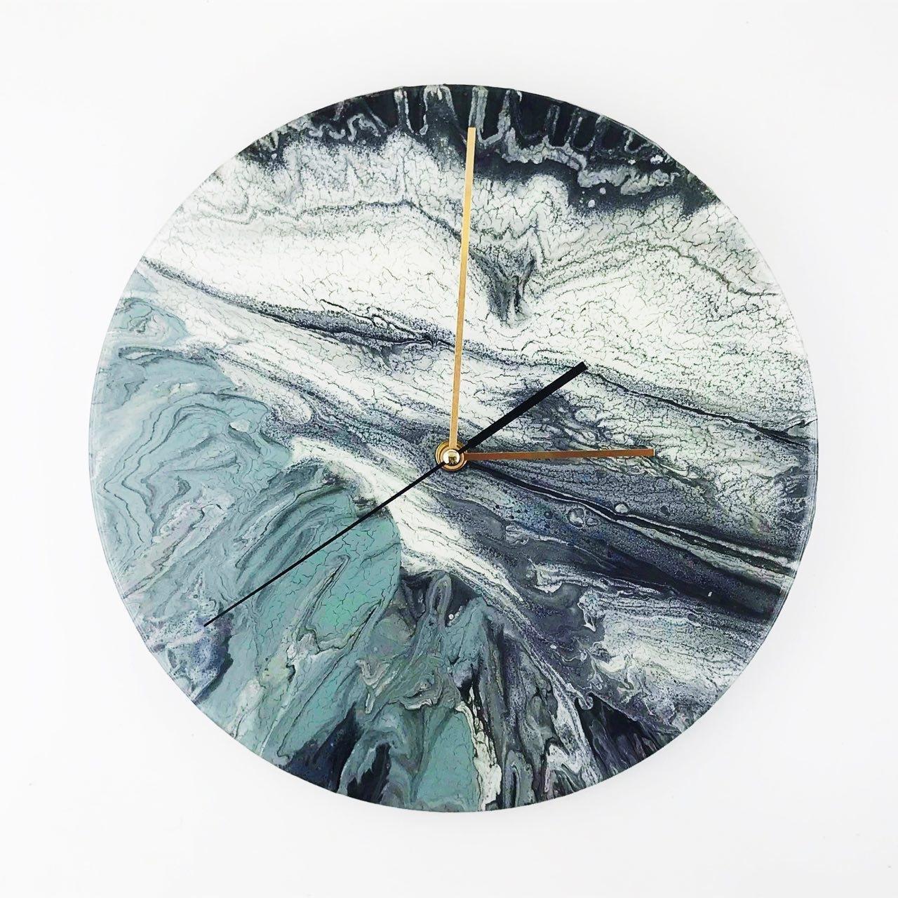 "Часы настенные ""Оblivion"" 00001"