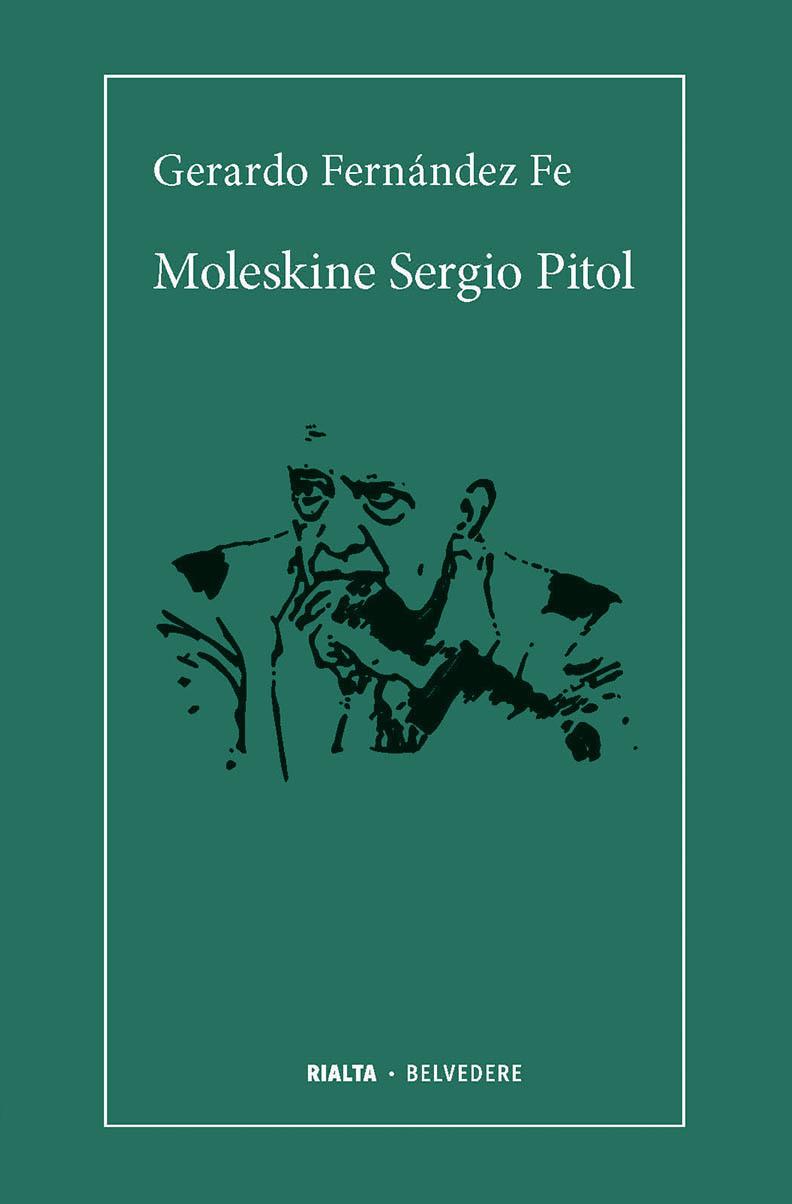 Moleskine Sergio Pitol 9786079798154