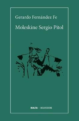 Moleskine Sergio Pitol