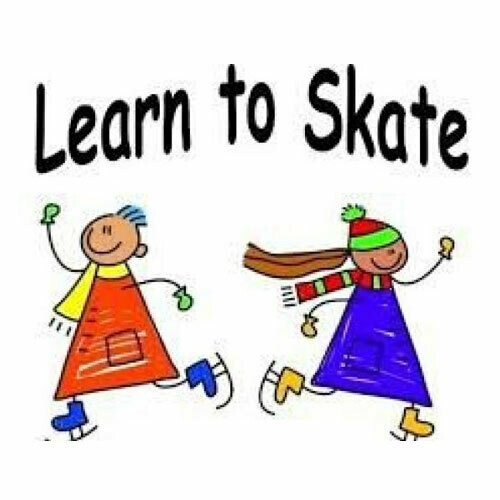 Apr 15 to May 20 Wednesdays Learn to Skate with Weekly Private Lesson