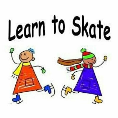 Jan 11 - Feb 15 Saturdays Learn to Skate with Weekly Private Lesson