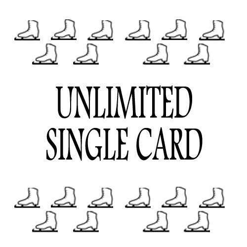 Aug 2019 Unlimited Monthly Card