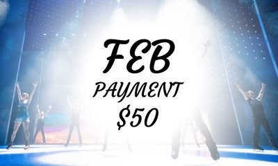Ice Show - FEB PAYMENT