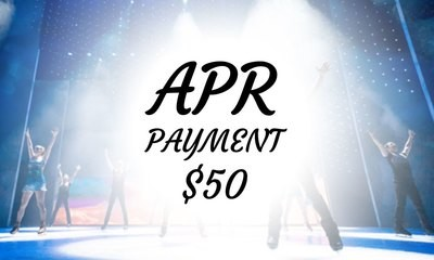 Ice Show - APR PAYMENT