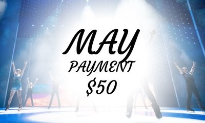 Ice Show - MAY PAYMENT
