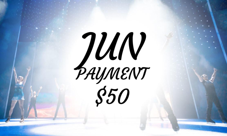 Ice Show - JUN PAYMENT