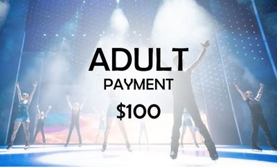 Ice Show - ADULT SKATER PAYMENT