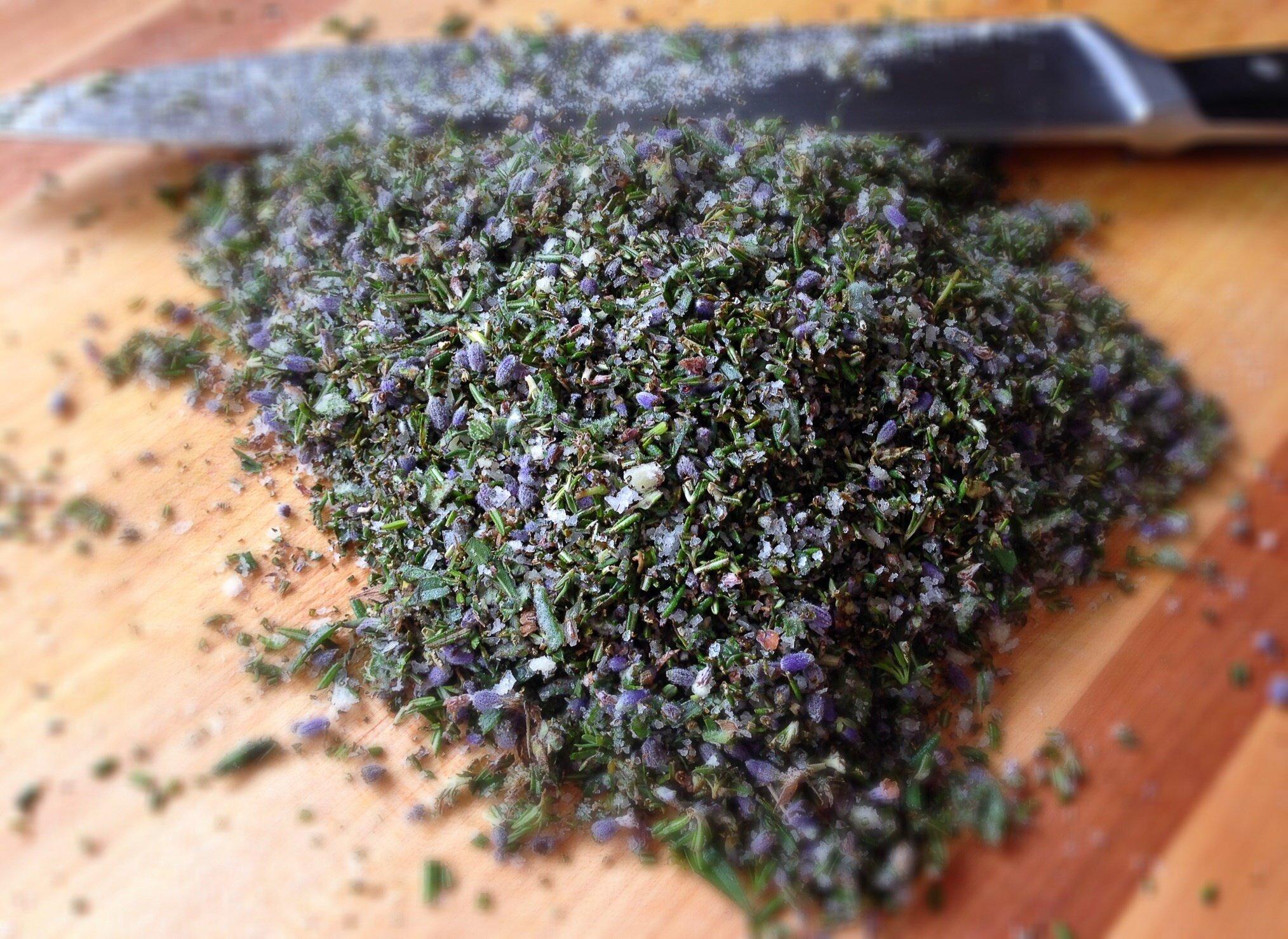 Herb De Provence Olive Oil 00124