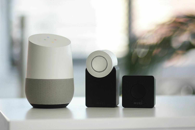Smart Hub or Voice Assistant Setup