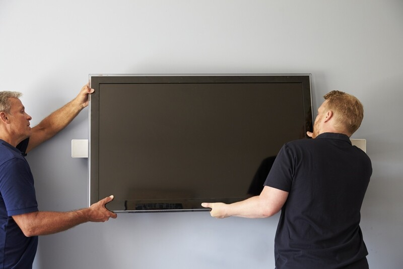 Basic TV Mounting - 51