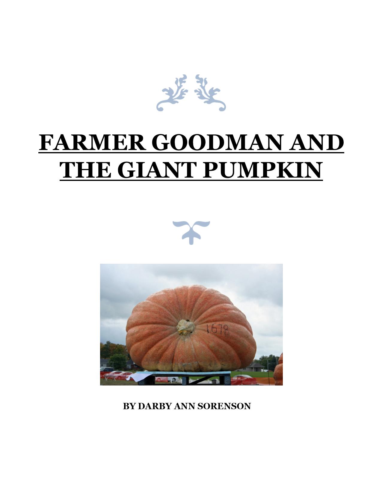 #2 - Farmer Goodman and the Giant Pumpkin 00016
